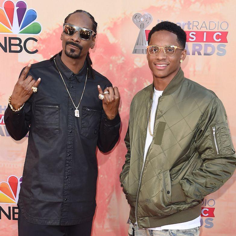 Der Sohn von Snoop Dogg, Cordell Broadus, gibt zu, Fußball zu spielen, um die Zustimmung des Vaters zu erhalten