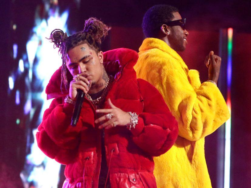Gucci Gang: Gucci Mane, Lil Pump SmokePurpp Stellen Sie die neueste Supergruppe von Rap zusammen