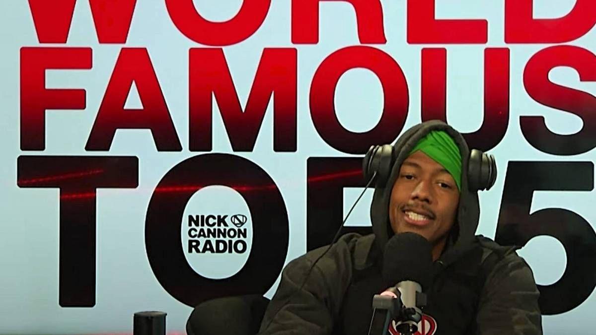 Nick Cannon jokes Hans Eminem Diss-spor er 'bedst af hele tiden', da han navngiver sine top 5