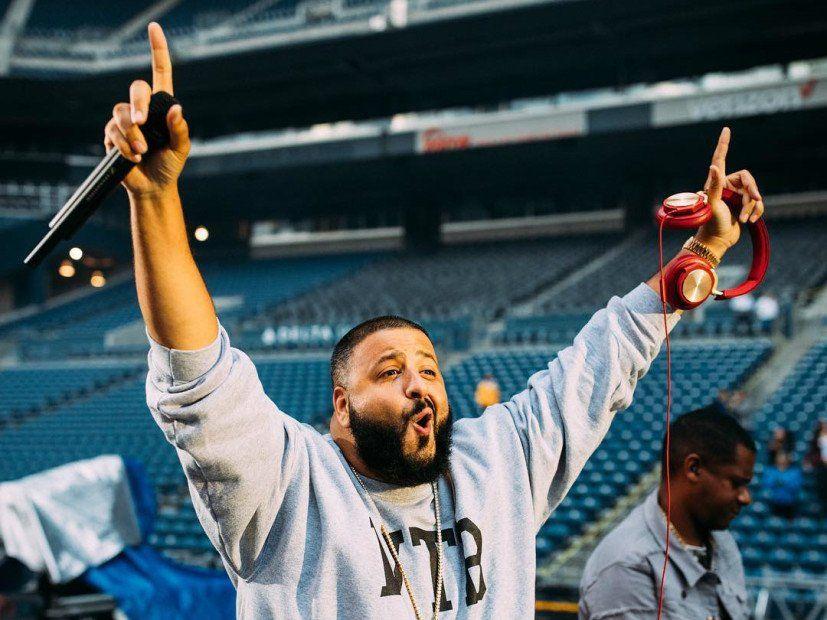 DJ Khaleds 'Major Key'-Album ist da