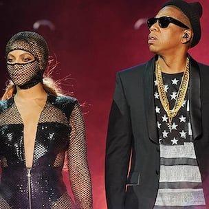 Jay Z & Beyonce 'On The Run' Tour Fotos & Setlist