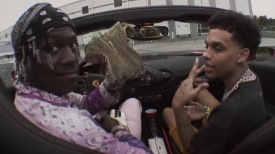 Lil Yachty siger 1. Concrete Boyz Label Rapper Draft Day kommer til at tjene en Rick Ross niveau taske
