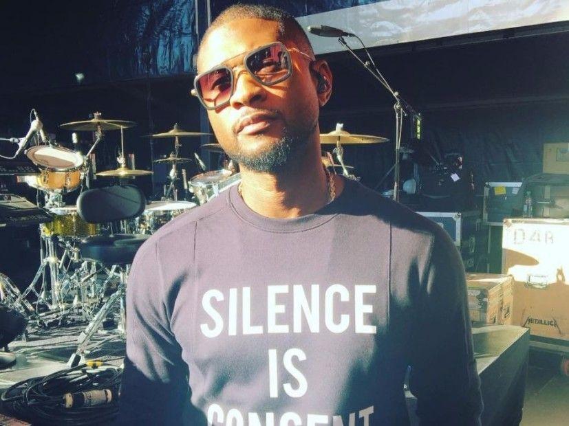 Usher regelt Herpes-Klage in Höhe von 20 Mio. USD
