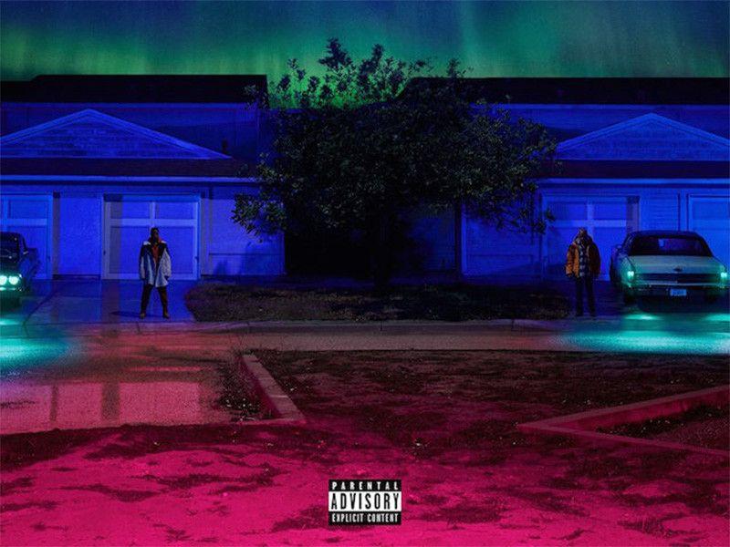 Big Sean Drops Ich habe mich entschieden. Album