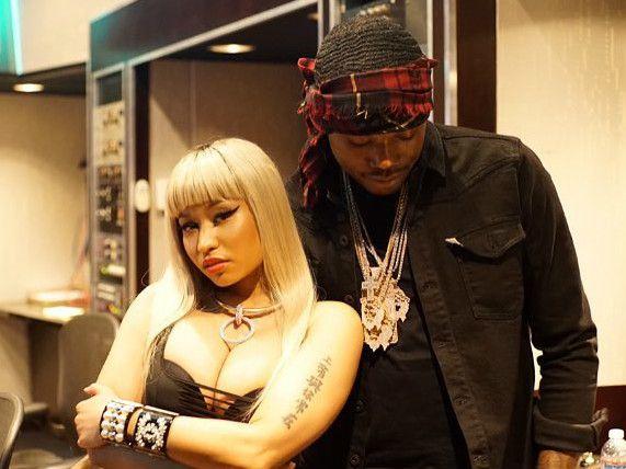 Meek Mill & Nicki Minaj brechen angeblich über ihn ab und betrügen ihn mit dem Boutique-Besitzer