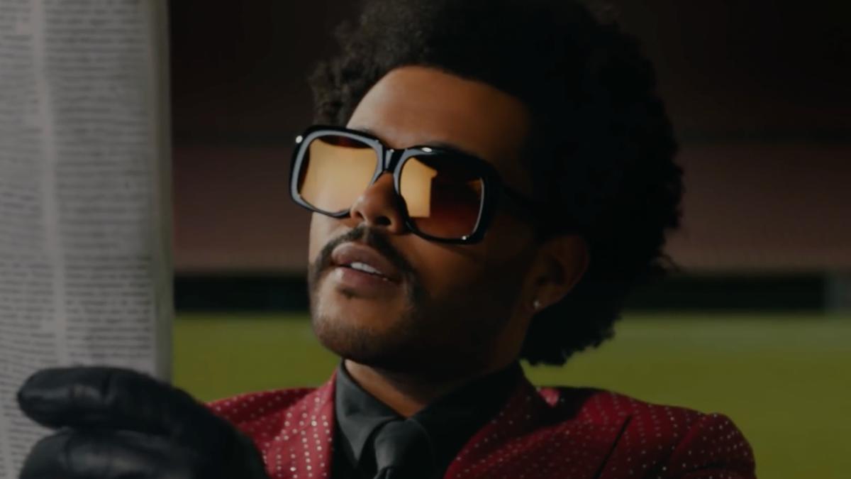 Das Weeknd sagt, er setze 'Magie' zusammen, die er in Quarantäne aufgenommen hat