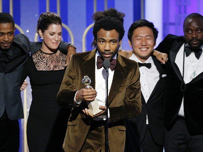 Donald Glover tak Migos efter 'Atlanta' vinder Golden Globe