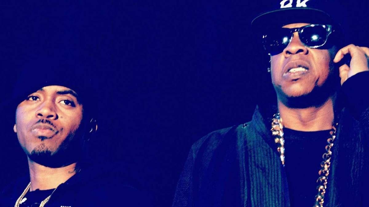 """Kaip """"Nas & JAY-Z"""" ilgametė jautiena buvo nuolat sugriauta privačiame """"Def Jam Retreat"""""""