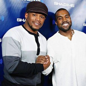 Sway On Kanye West Rant: 'Jeg ser ikke engang det som en konfrontasjon