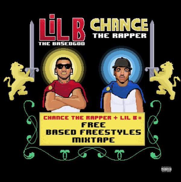 Chance The Rapper & Lil B - Kostenlos (Based Freestyles Mixtape)