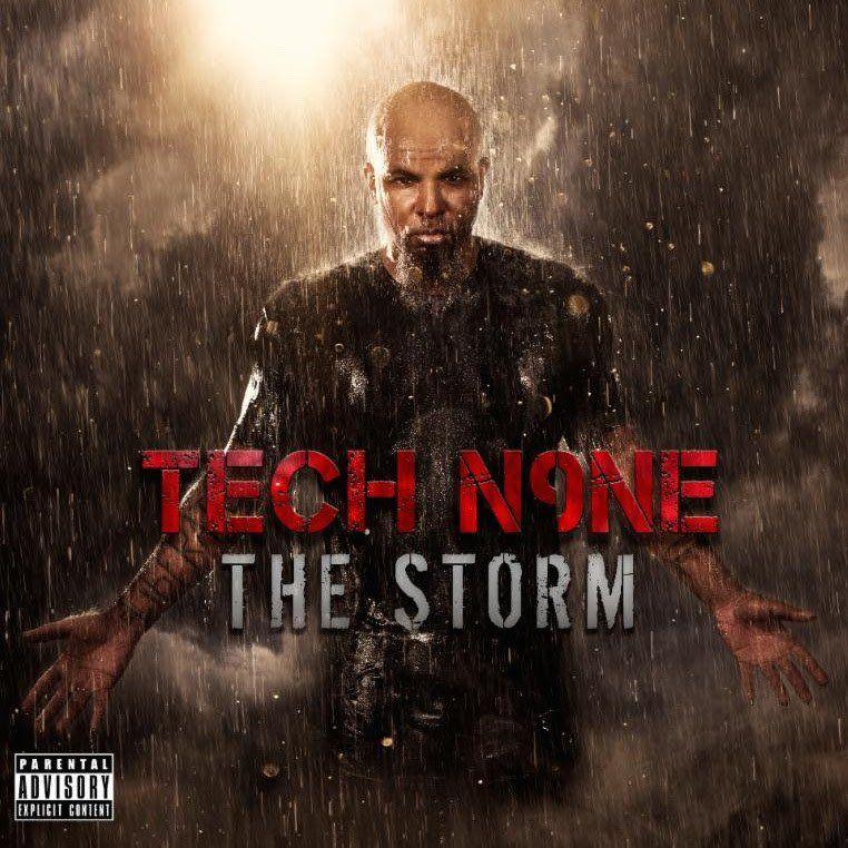 Critique: `` The Storm '' de 33 pistes de Tech N9ne est un défi pour la météo