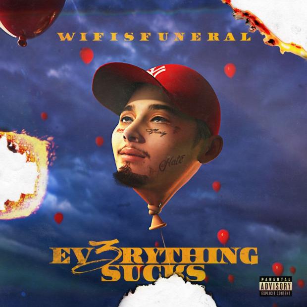 Kritik: Wifisfuneral Sounds gelangweilt von Middling 'Ev3rything Sucks' EP