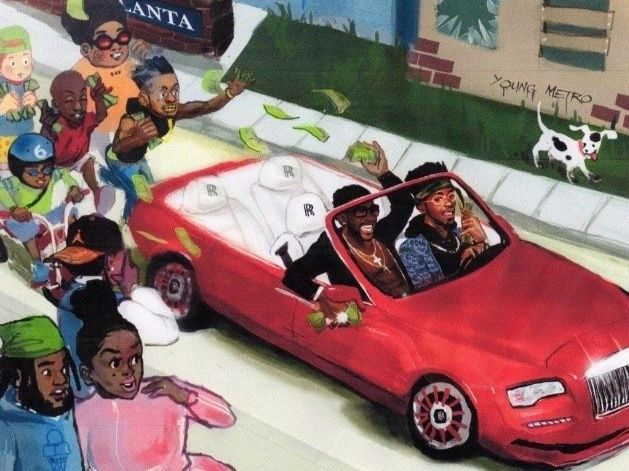 Recenzija: Gucci Mane i Metro Boomin 'DropTopWop' donose horor u zamku
