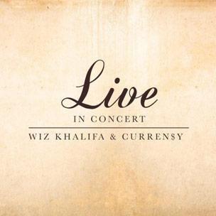 Wiz Khalifa & Curren $ y - Live In Concert