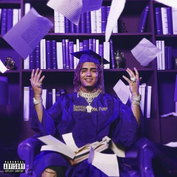 Kritik: Lil Pumps Harverd Dropout ist das Album, das Ihre Teenager nicht hören sollen