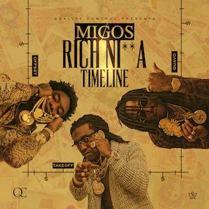 Migos - Rich Ni ** eine Zeitleiste