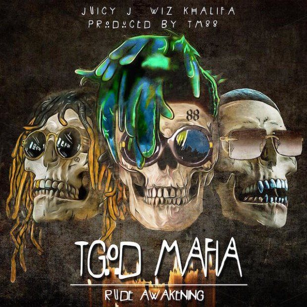 TGOD Mafia (Juicy J, Wiz Khalifa & TM88) Rude Awakening Review