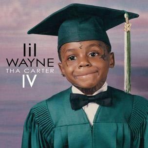 Lil'as Wayne'as - Tha Carter IV