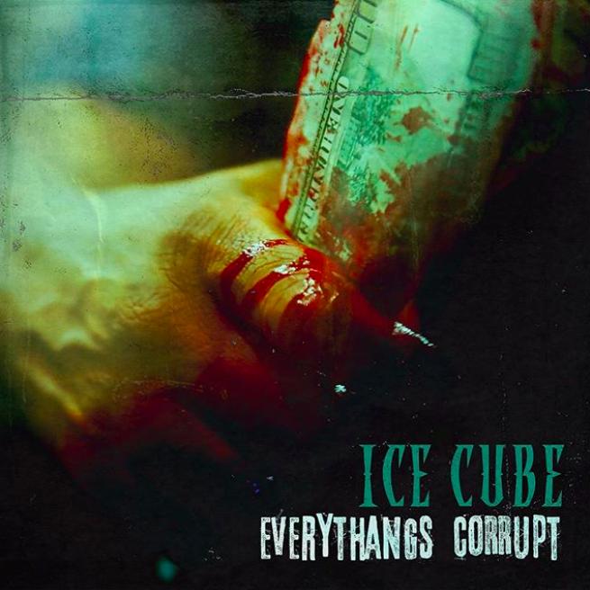 Gjennomgang: Ice Cube's 'Everythangs Corrupt' kan skryte av kraftig innhold og ja, corny barer