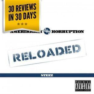 Capital STEEZ - AmeriKKKan Korruption Reloaded (Critique Mixtape)