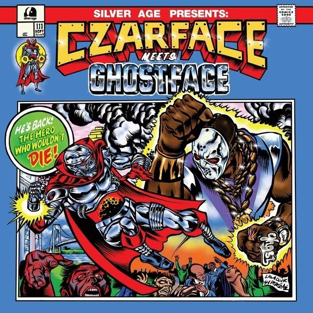 Rückblick: Czarface trifft Ghostface-Belastungen ihres bestehenden Rap-Filmuniversums