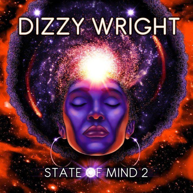 Gjennomgang: 'State Of Mind 2' Find Dizzy Wright Zoning At His Zenith