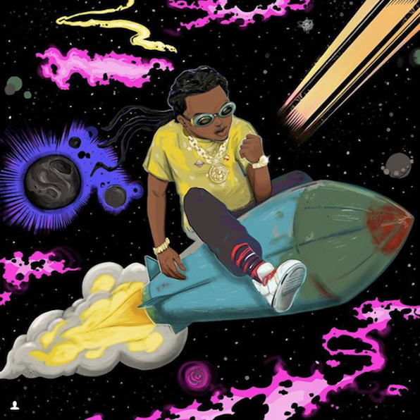 Anmeldelse: Takeoff's The Last Rocket Reaches The Cosmos