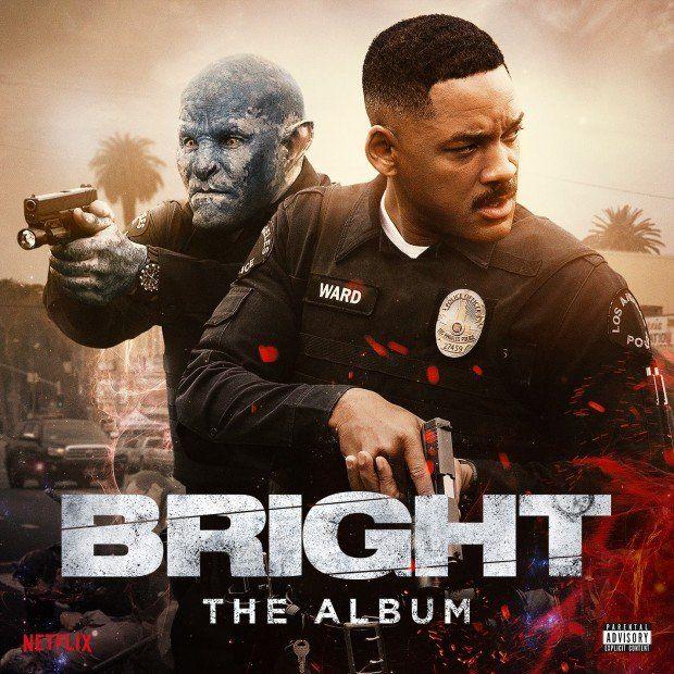 Kritik: Bright: Das Album ist ein 13-Track-Versuch, einen Oscar für den besten Original-Song zu gewinnen