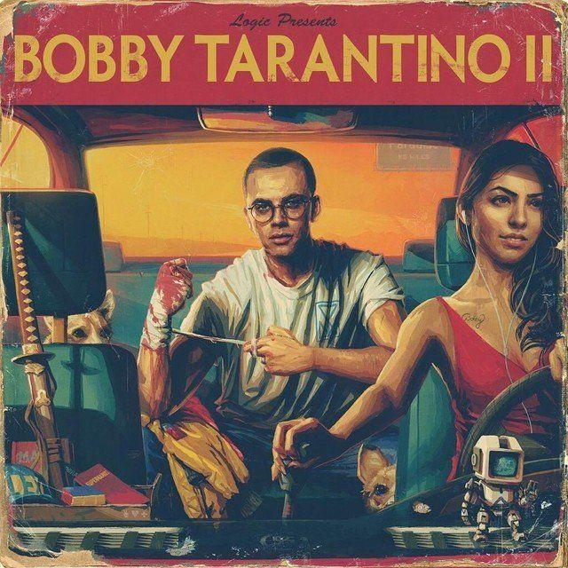 Gjennomgang: Logics 'Bobby Tarantino II' er en subtil tilbakekomst til ureddhet