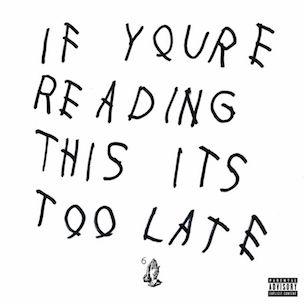 Drake - Wenn du das liest, ist es zu spät