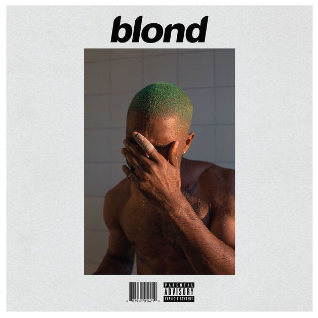Frank Ocean - Blonde anmeldelse