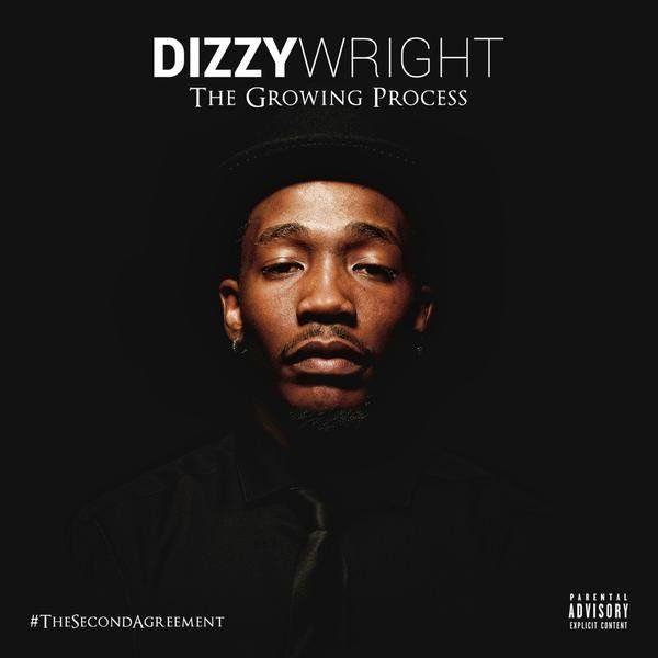 Dizzy Wright - augantis procesas