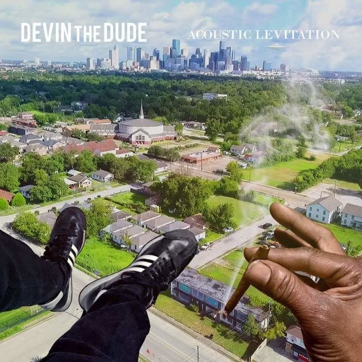 Critique: «Acoustic Levitation» de Devin The Dude apaise la tension dans le hip-hop d'aujourd'hui