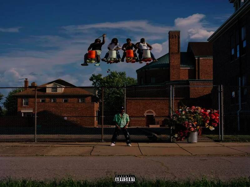 Anmeldelse: Big Seans 'Detroit 2' er gennemsnittet på trods af Hit-Boy, Eminem og Travis Scotts hjælp