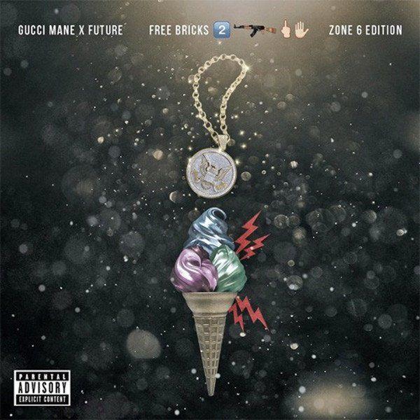 Rückblick: Gucci Mane & Future Trap astronomisch auf Free Bricks 2: Zone 6 Edition