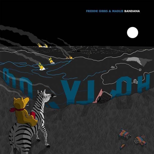Kritik: Freddie Gibbs & Madlibs Bandana ist ein Rap Noir-Meisterwerk