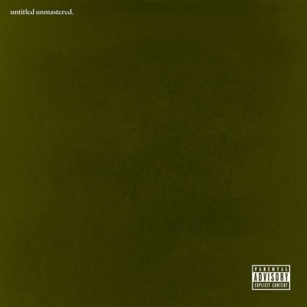 Kendrick Lamar - ohne Titel ohne Master.