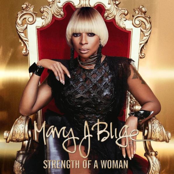 Обзор: Мэри Джей Блайдж надевает свое храброе лицо для 'силы женщины