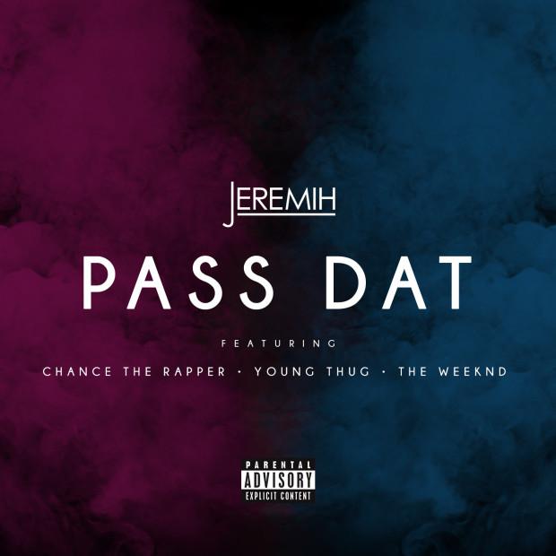 """Jeremihas įtraukia galimybę """"Pass Dat"""" remiksui leisti reperį, jauną banditą ir """"Weeknd"""""""