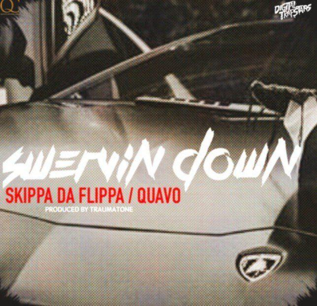 Skippa Da Flippa & Quavo sind 'Swervin Down' die Straße
