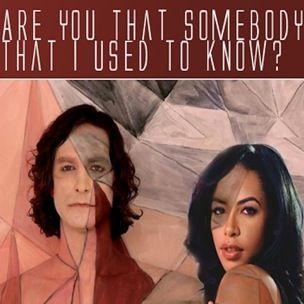 Aaliyah, Timbaland, Gotye & Kimbra - Bist du jemand, den ich kannte [Mad Mix Mustang Mash-Up]
