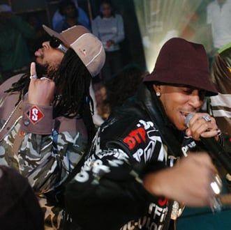"""Lil Jon & The Eastside Boyz f. Usheris ir Ludacrisas - """"Mėgėjai ir draugai"""""""