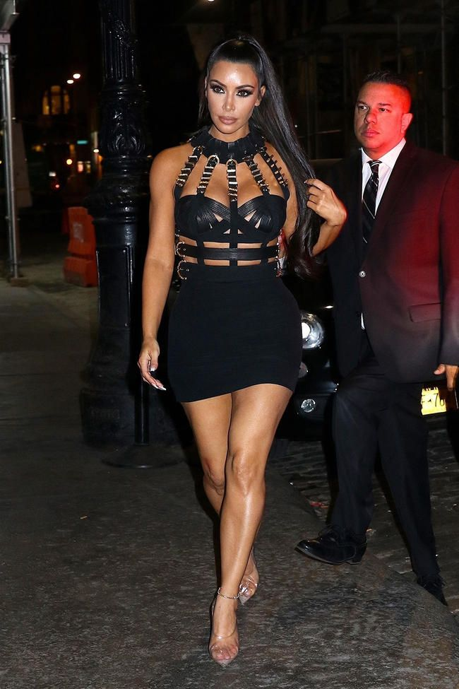 Kim Kardashian, Bella Hadid und mehr machen Hella Sexy Outfit-Änderungen für die Met Gala 2018 After Party