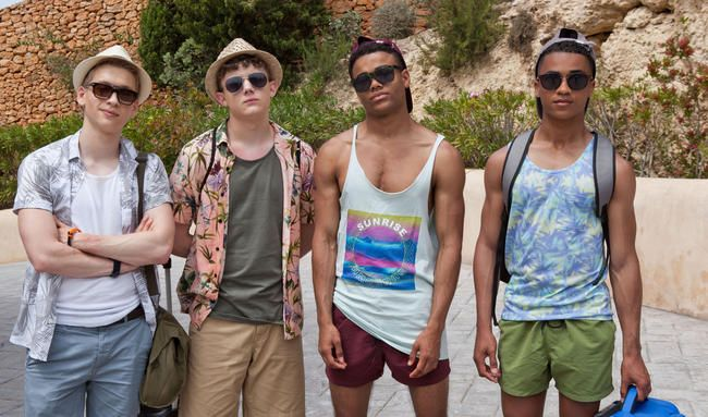 Hollyoaks Spoilers: Hva skjer på Ibiza ... Pluss LUKE'S BACK, mandag 21. - fredag 28. juli