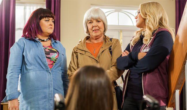 Hollyoaks -spoilere: Så lenge, Courtney? Mandag 10. - Fredag 14. juli