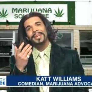 Drake - 'Nancy Grace' Skit On SNL (Drake as Katt Williams)
