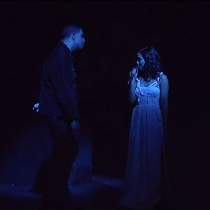 Drake f. Jhene Aiko - 'Hold On, We Going Home' & 'From Time' (SNL Performance)