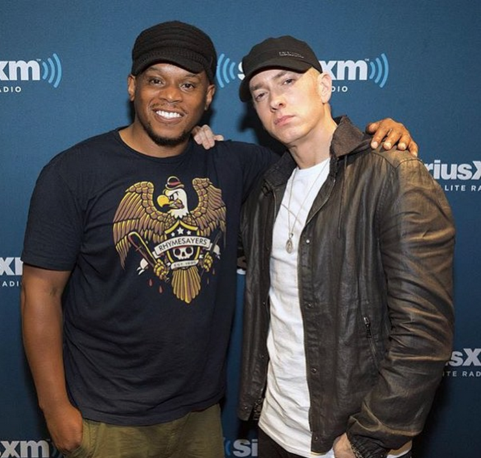 Eminems Sway In The Morning Freestyle