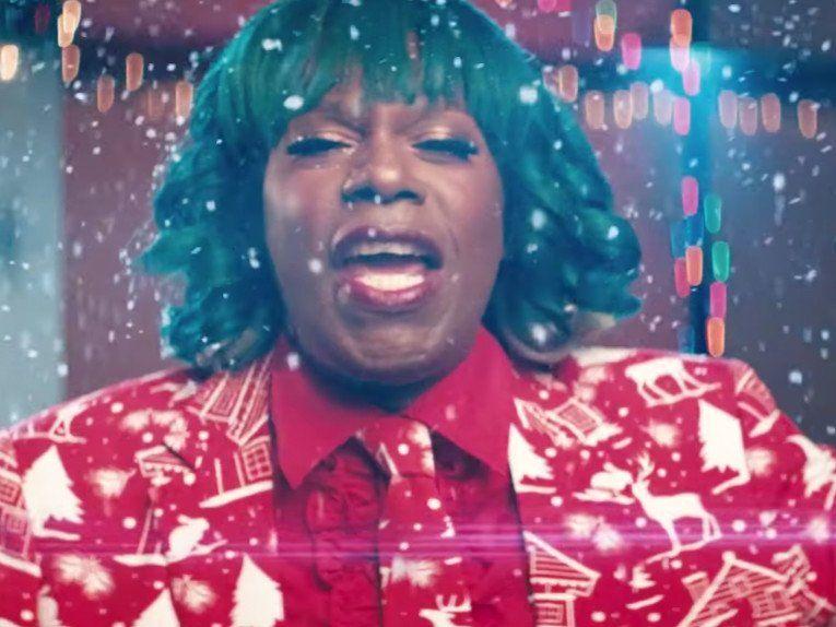 Big Freedia har den hopp i 'Make It Jingle