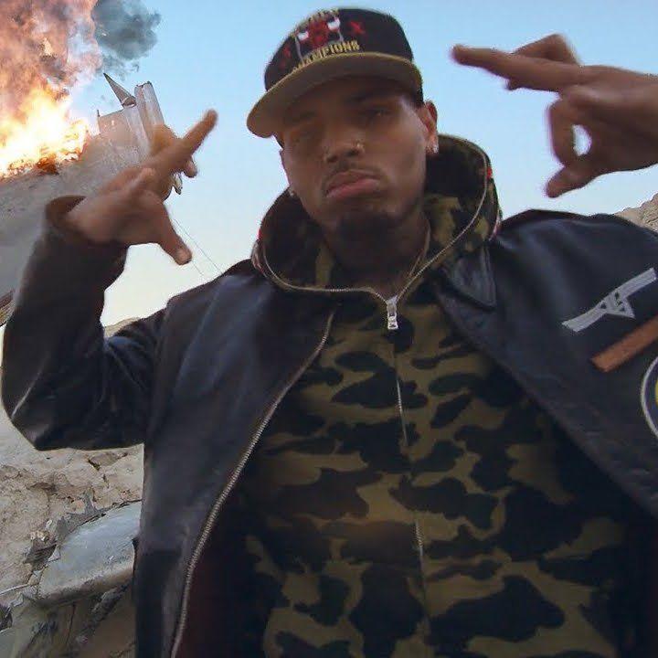 Franske Montana f. Chris Brown & Migos - 'Moses
